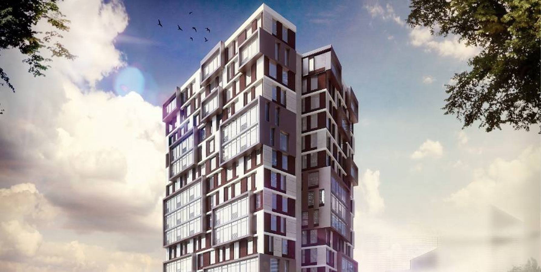 NEF  06 POINTS  RESIDENCE  1 + 1 0 m²