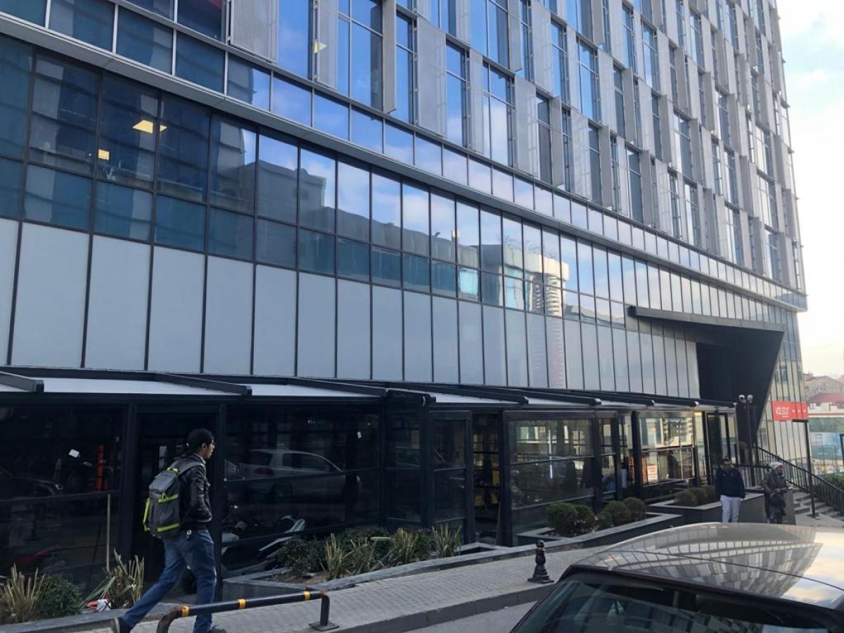 Nef 09 Plaza Kiralık KDV Avantajlı Dükkan