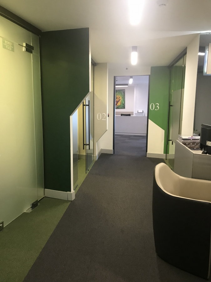 NEF 09 OFFICES DÖRTLEVENT  OFIS  530 m²
