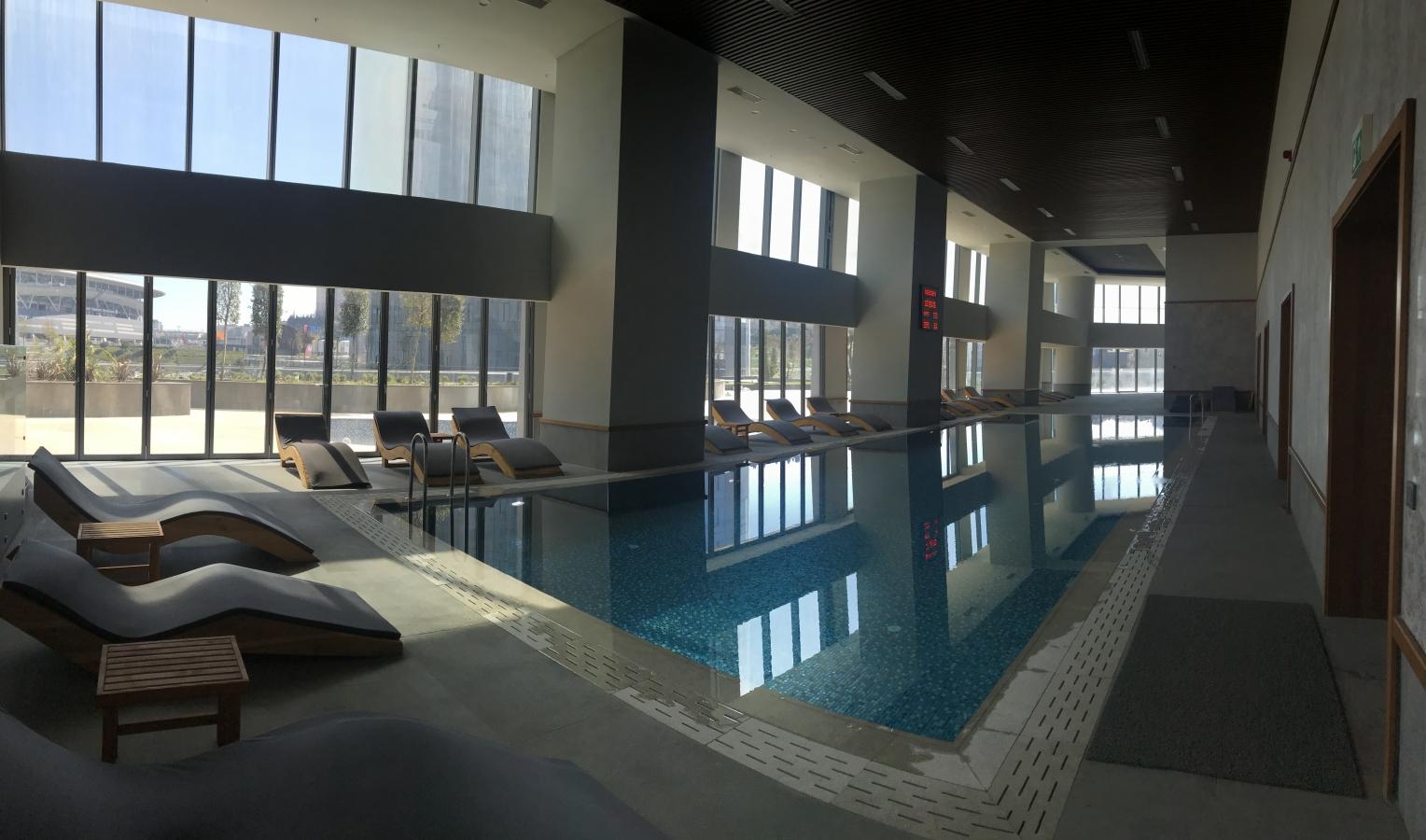 SKYLAND İSTANBUL  RESIDENCE  2 + 1 130 m²