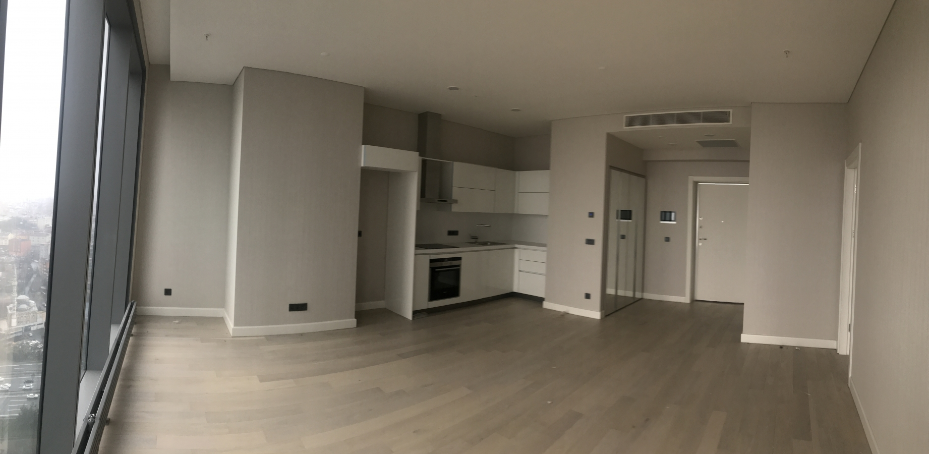SKYLAND İSTANBUL  RESIDENCE  1 + 1 99 m²
