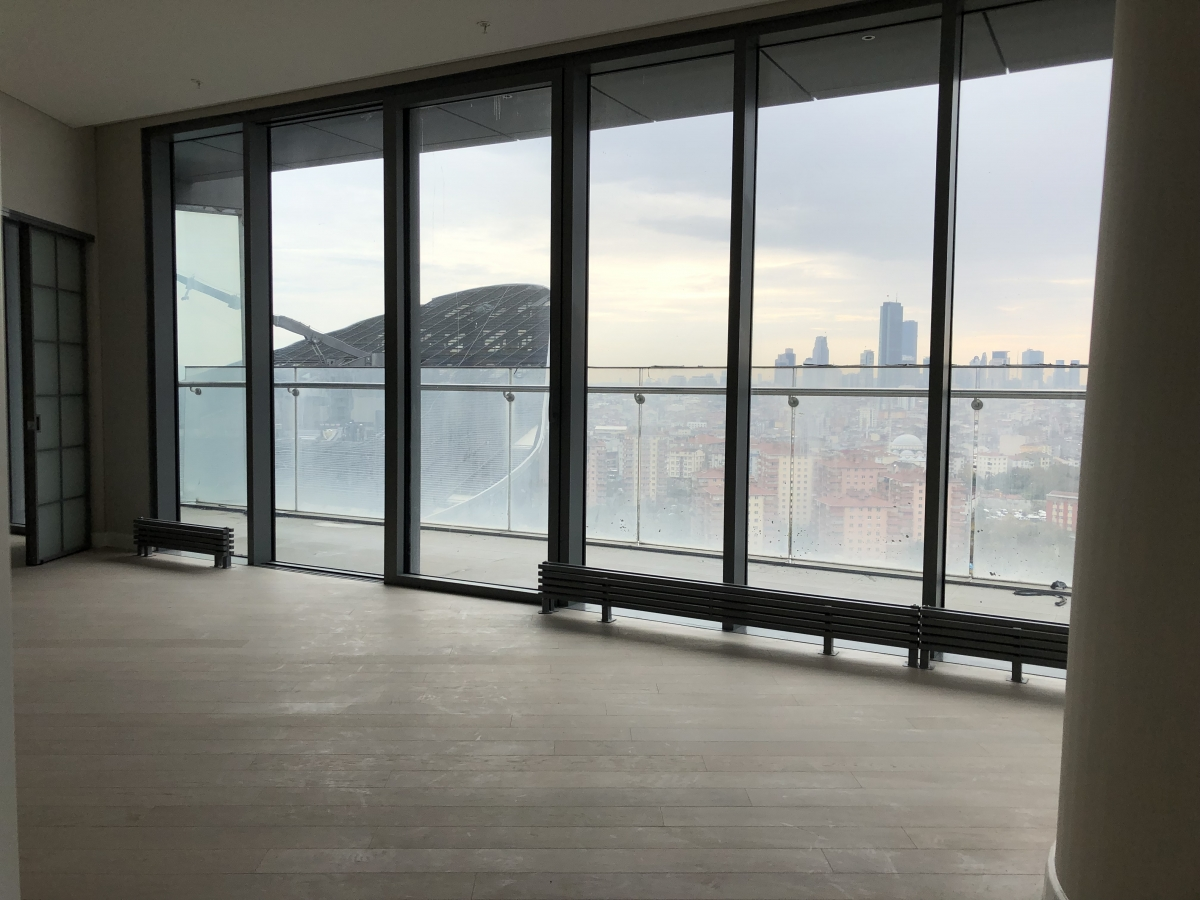SKYLAND İSTANBUL  RESIDENCE  3 + 1 212 m²