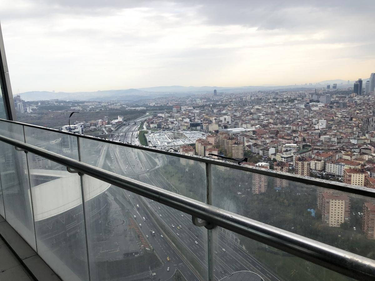 SKYLAND İSTANBUL  KONUT  4 + 1 298 m²