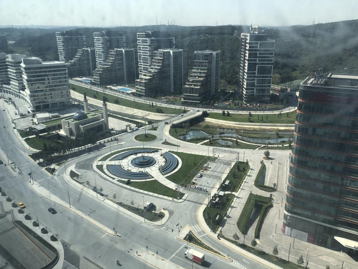SKYLAND İSTANBUL  OFIS  87 m²