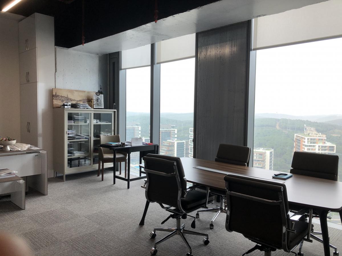 SKYLAND İSTANBUL  OFIS  85 m²