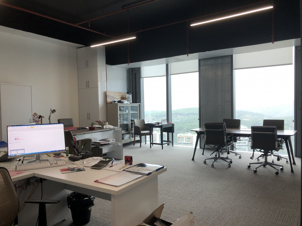 SKYLAND İSTANBUL  OFFICE  85 m²
