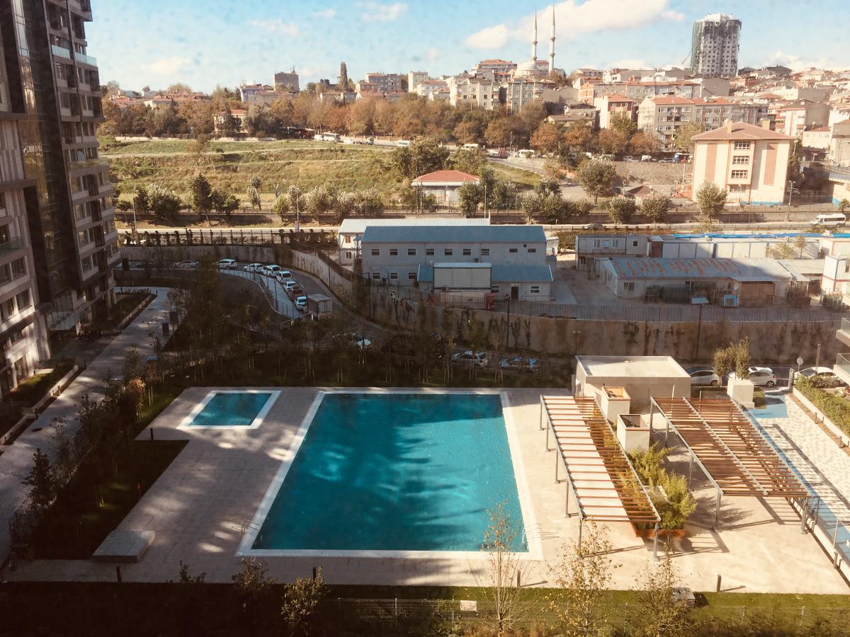 INISTANBUL TOPKAPI  KONUT  3 + 1 176 m²