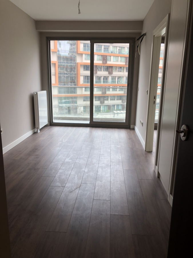 INISTANBUL 1 + 1 FLAT WITH BALCONY FOR SALE