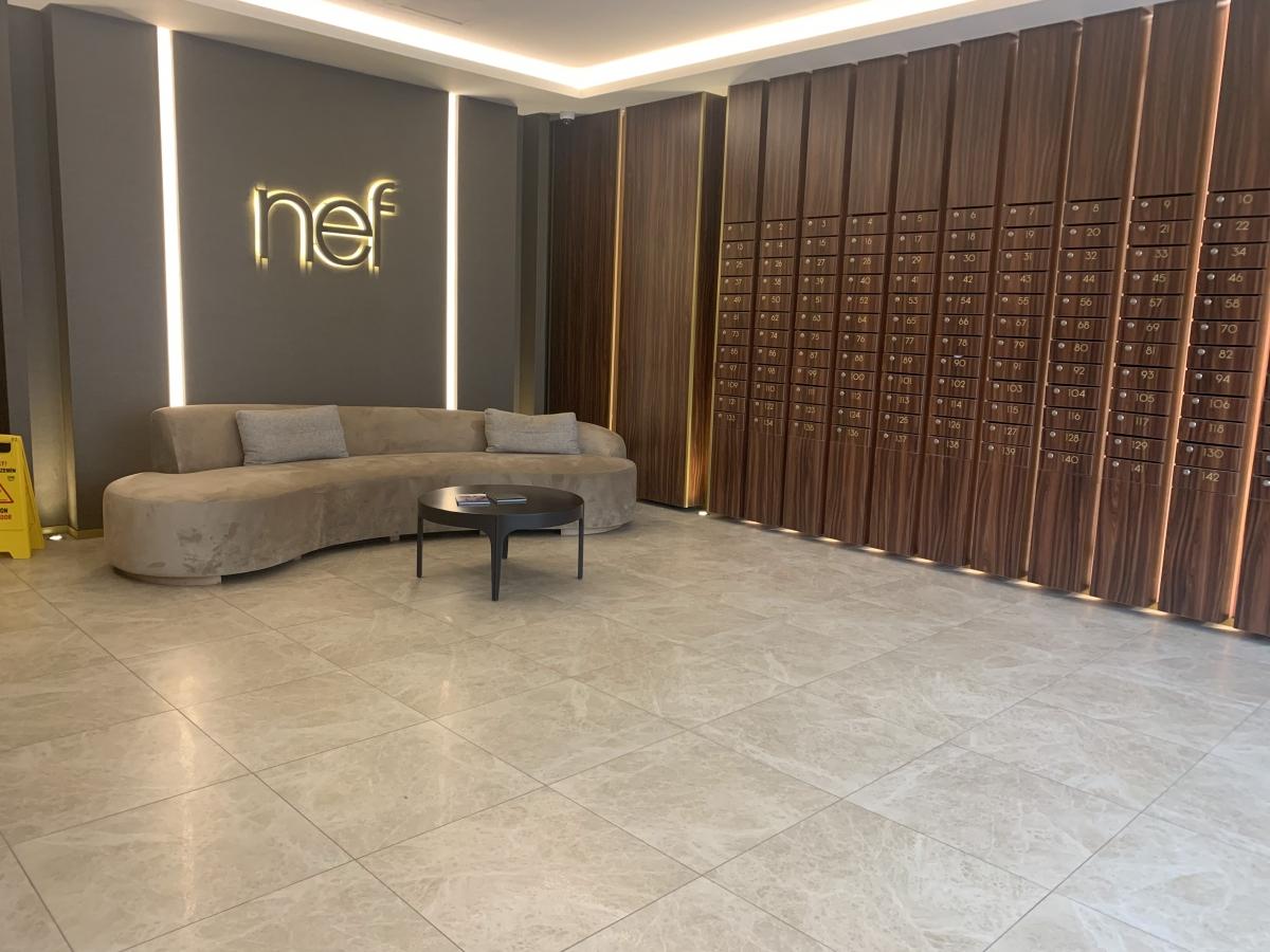 NEF 19 SANCAKTEPE  KONUT  1 + 1 66 m²